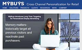 MyBuys - #1 in Customer-Centric Marketing, Omnichannel Personalization